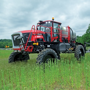 Apache AS1250 & AS1250XP Sprayers